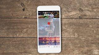Comment ajouter wallpaper/Thème sur Android . Roblox
