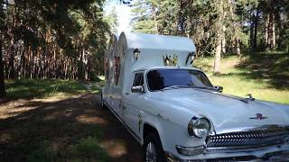 Карета-лимузин на свадьбу в Черкассах