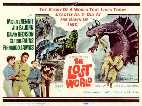 Michael Rennie  _  The Lost World   /film  /hd  [720p]