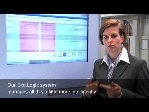 EN | Bosch IAA 2012 Eco.Logic motion for economic driving