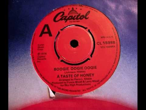 A Taste Of Honey - Boogie Oogie Oogie 1978 Capitol (Stereo)