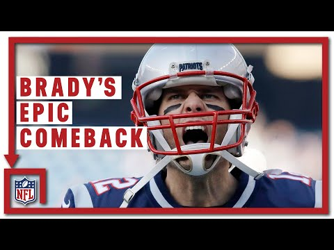 Tom Brady's Epic 4th Quarter Comeback vs. Dominant Jaguars D