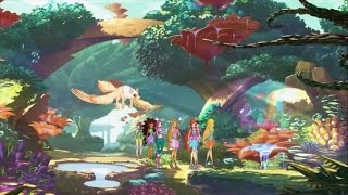 Winx Club 7x01 - Love Is All Around [Russian CTC/STS] OFFICIAL! (HD)
