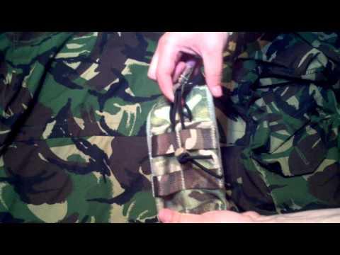 Подсумки Pouch Ammunition SA80 Single Mag Elastic Securing # 9. Osprey MK.4