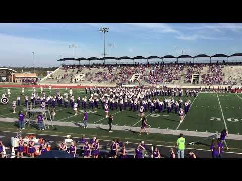 Final Marching I of 2017 - Cherokee - Port Neches Groves High School