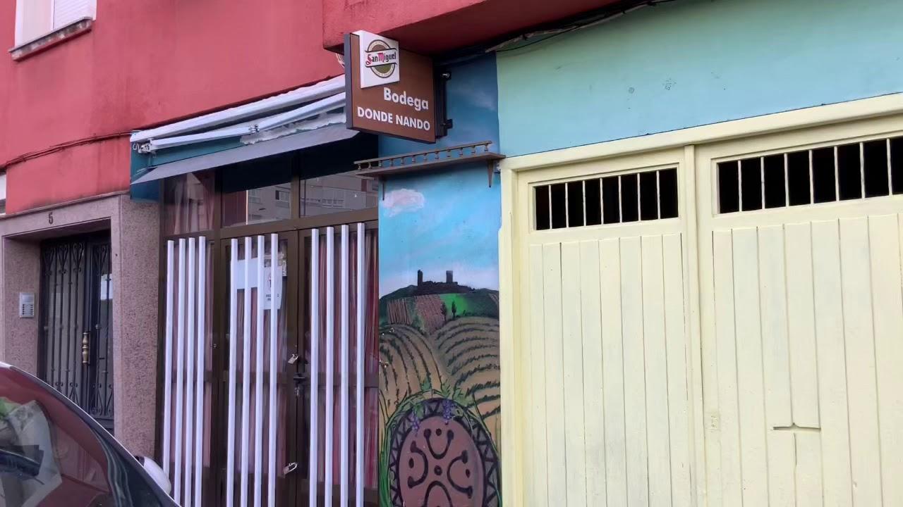 Por los barrios de Santander a las 8:00 de la mañana... Calle Alta