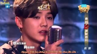 Vietsub 160120 Luhan Sings That Good Good New Endless Love Give Me A Kiss