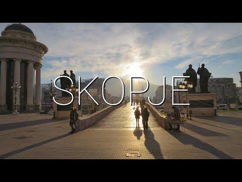 Vlog #56: Skopje, Macedonia || TOUR DE PLANET