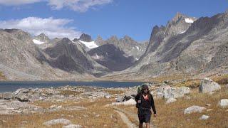 Wind Rivers Backpacking: Knapsack Col\Titcomb Basin\Island Lake\Porcupine Pass\Green River Lakes 4K