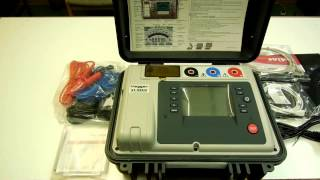 Megger Electrical Testing Equipment : Cable Testing & Cable Fault Location
