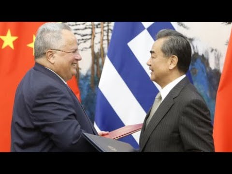 Greece becomes first developed country to sign Belt and Road MoU