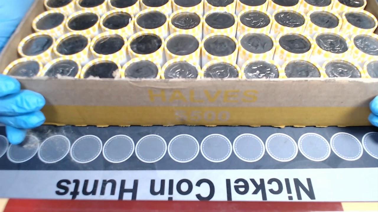 CRH Half Dollar Box #4