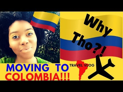 WHY I MOVED TO COLOMBIA   Black and Speaking Spanish   Travel Vlog   Chanelle Adams