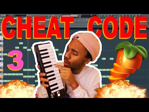 MELODY CHEAT CODES For  WAVY TRAP Beats ( Fl Studio Melody Tutorial )