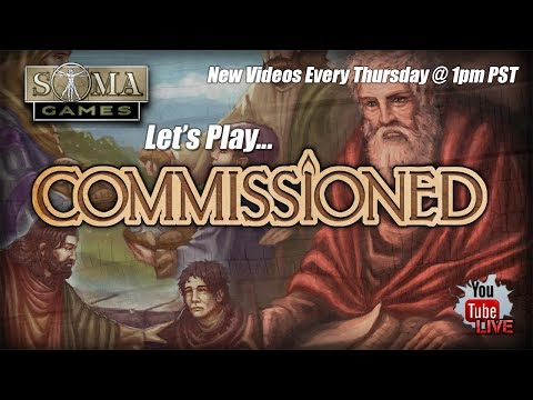 Let's Play - COMMISSIONED [New Videos Every Thursday @1pm]