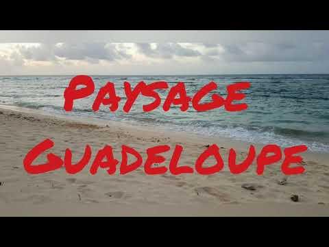 Paysage Guadeloupe