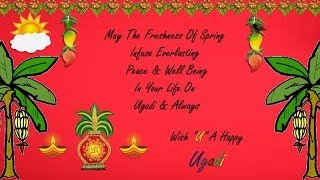Ugadi Greetings, Ecard, E Greeting