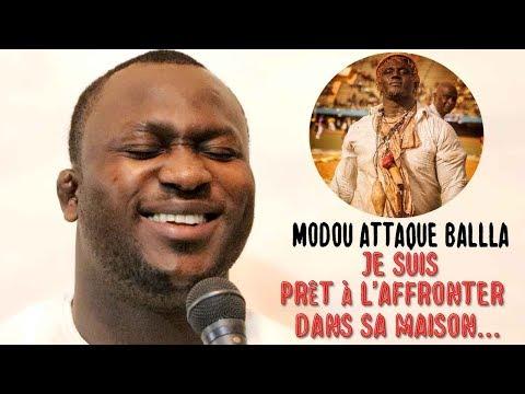 """Modou Lô taquine Balla et fait des révélations """"Prêt à aller en justice, Dieulouma khalissou kéne"""""""