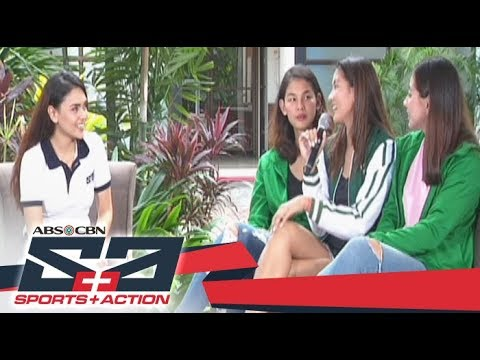 The Score: DLSU Lady Spikers share their preparations for UAAP Season Women's Volleyball