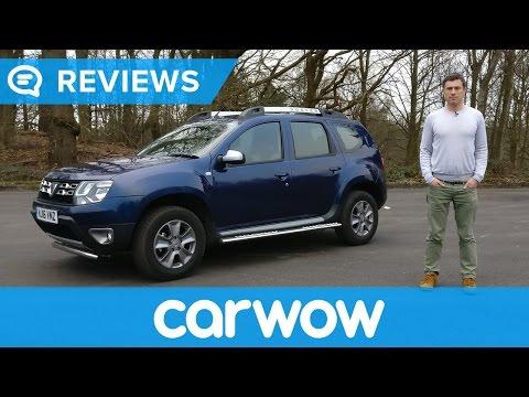 Dacia Duster 2017 SUV review | Mat Watson Reviews