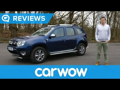 Dacia Duster 2017 SUV review | Mat Watson Reviews