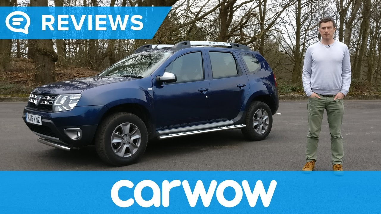 dacia duster 2018 suv review | mat watson reviews - youtube