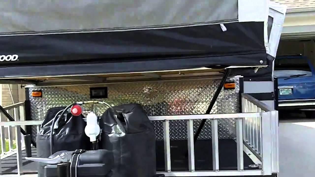 2007 Fleetwood Tent Trailer