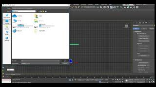 how to Export FBX file from 3DS Max to substance painter