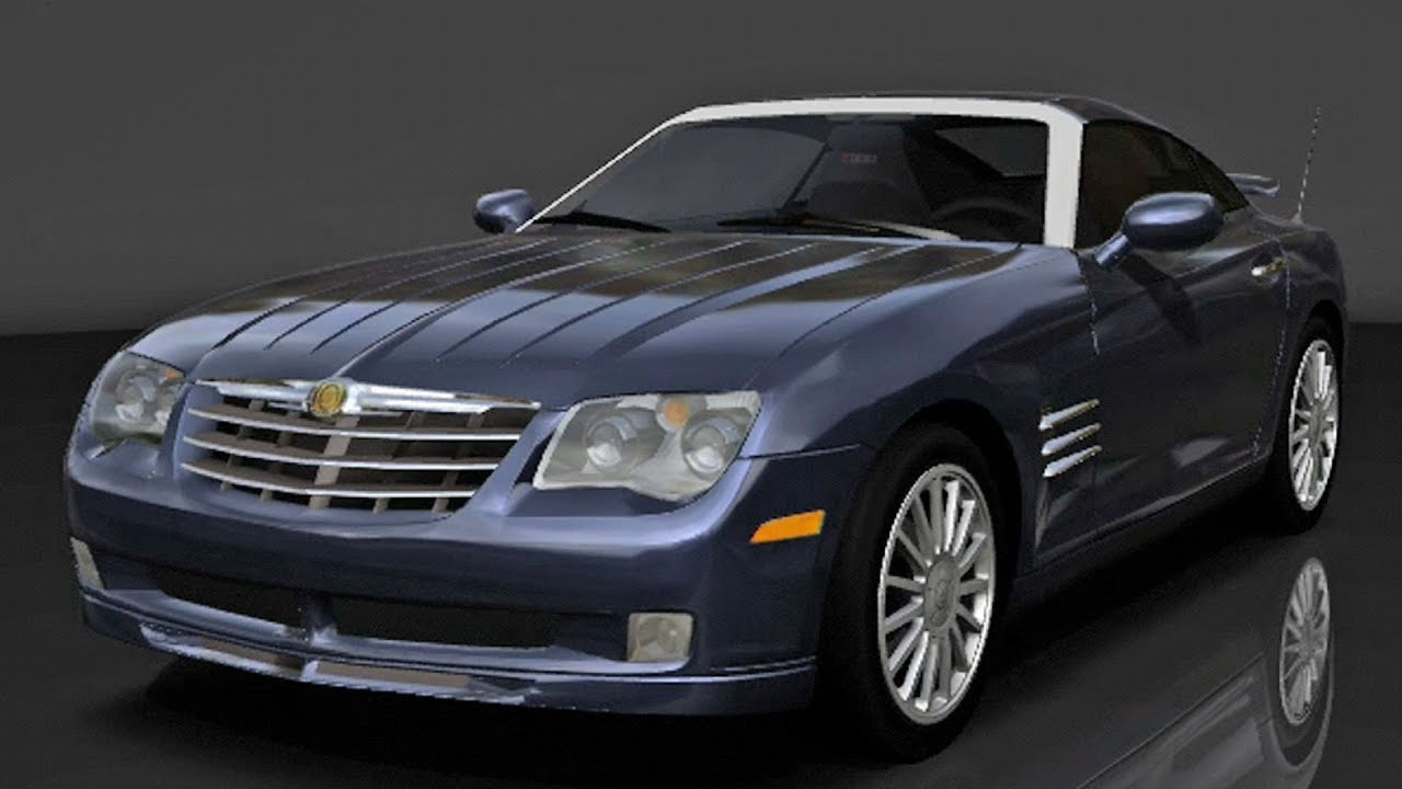 2006 chrysler crossfire srt6. forza motorsport 2 chrysler crossfire srt6 2006 test drive gameplay hd 1080p60fps srt6