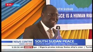 South Sudan peace deal