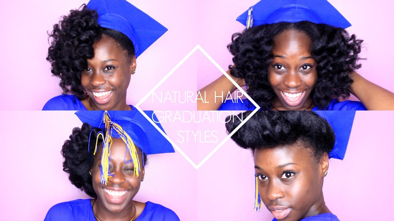 natural hair graduation styles