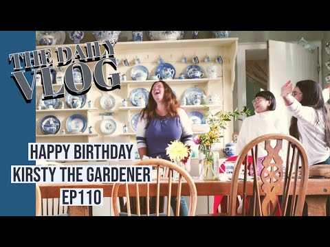 Happy birthday kirsty the gardener - EP110