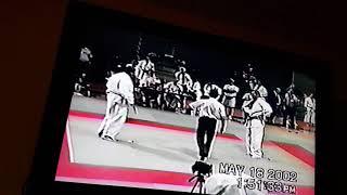 Timothy ( TJ ) HARMELING judo 5-18-2002