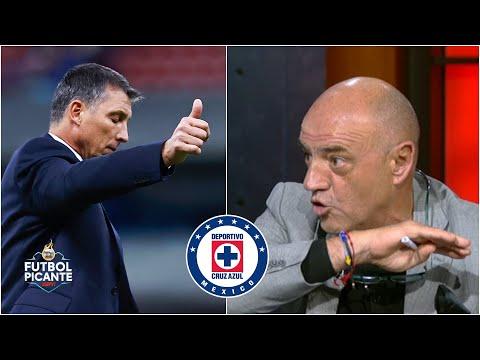 CRUZ AZUL Chelís: 'Hoy, Robert Dante Siboldi es el mejor técnico de México'   Futbol Picante