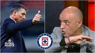 CRUZ AZUL Chelís: 'Hoy, Robert Dante Siboldi es el mejor técnico de México' | Futbol Picante