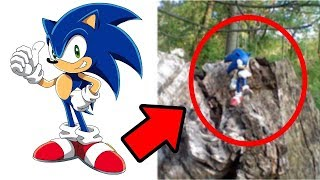 5 TIMES SONIC CAUGHT ON CAMERA & SPOTTED IN REAL LIFE! NEW