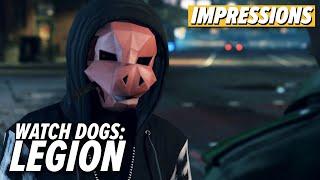 Watch Dogs: Legion Gameplay & Impressions | Kotaku