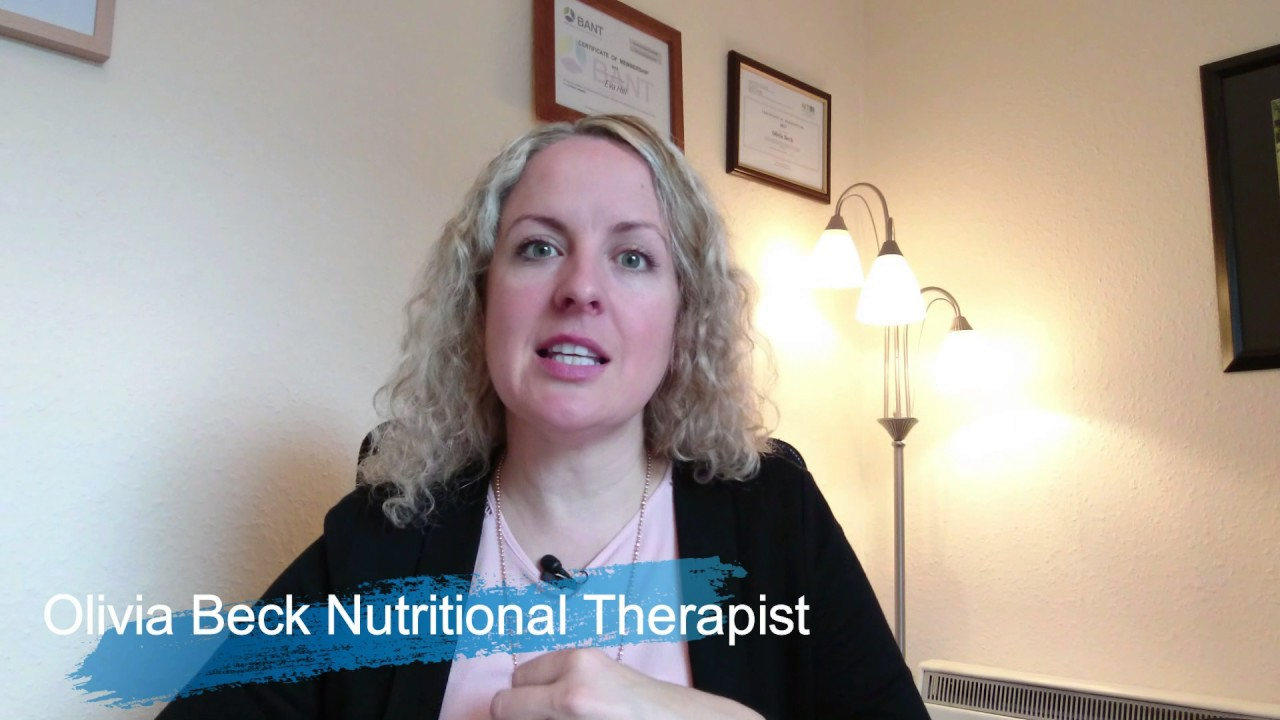Olivia Beck Nutrition | Nutritional Therapist | Corporate I Thyroid
