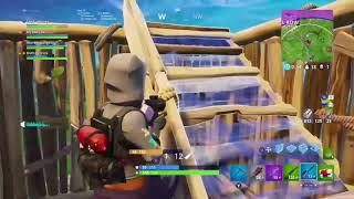 Getting wins on fortnite I Tier 32 I Level 34 l 2 kills I