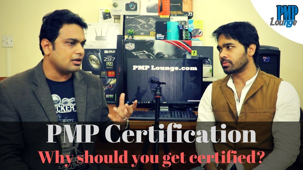 Pmp Question Why Should You Get Pmp Certified Why Pmp