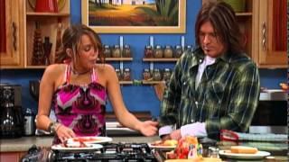 Сериал Disney - Ханна Монтана (Сезон 3 Серия 13) Любовь и Индиана Джонни