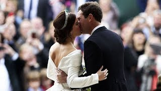 Royal Wedding Of Princess Eugenie And Jack Brooksbank