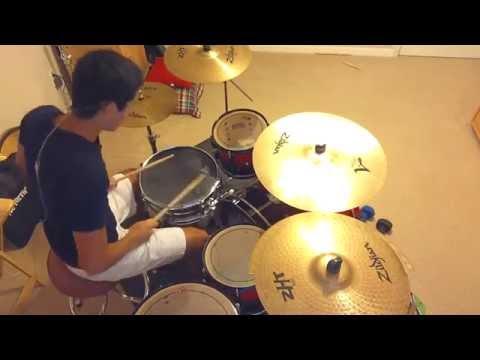 Daniel Ruiz-Chemical Kids and Mechanical Brides-Pierce The Veil-Drum Cover