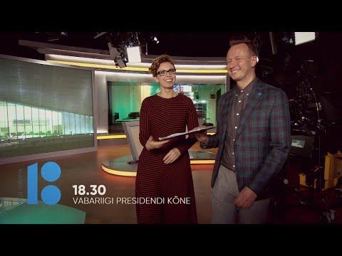 Eesti Vabariik 100 pidustused 24. veebruaril ETVs