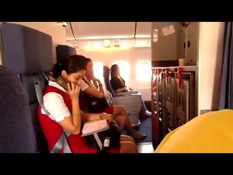 Dubai-Shanghai China eastern Airlines plane Take off Airbus A330-300