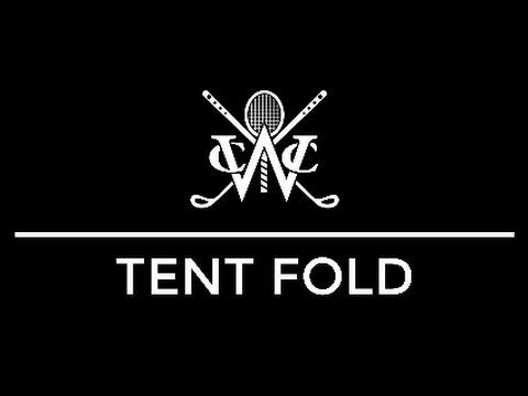 Training Napkin Tent Fold  sc 1 st  YouTube & Training Napkin Tent Fold - YouTube