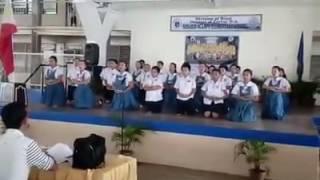 """ROES """"Madulang Sabayang BigSayWit """" #1stplace"""