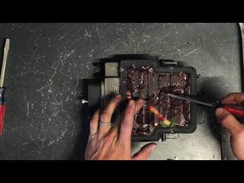 Repeat Cylinder Head Rebuild: 1998 Kawasaki 1100 STX by wildbio2000