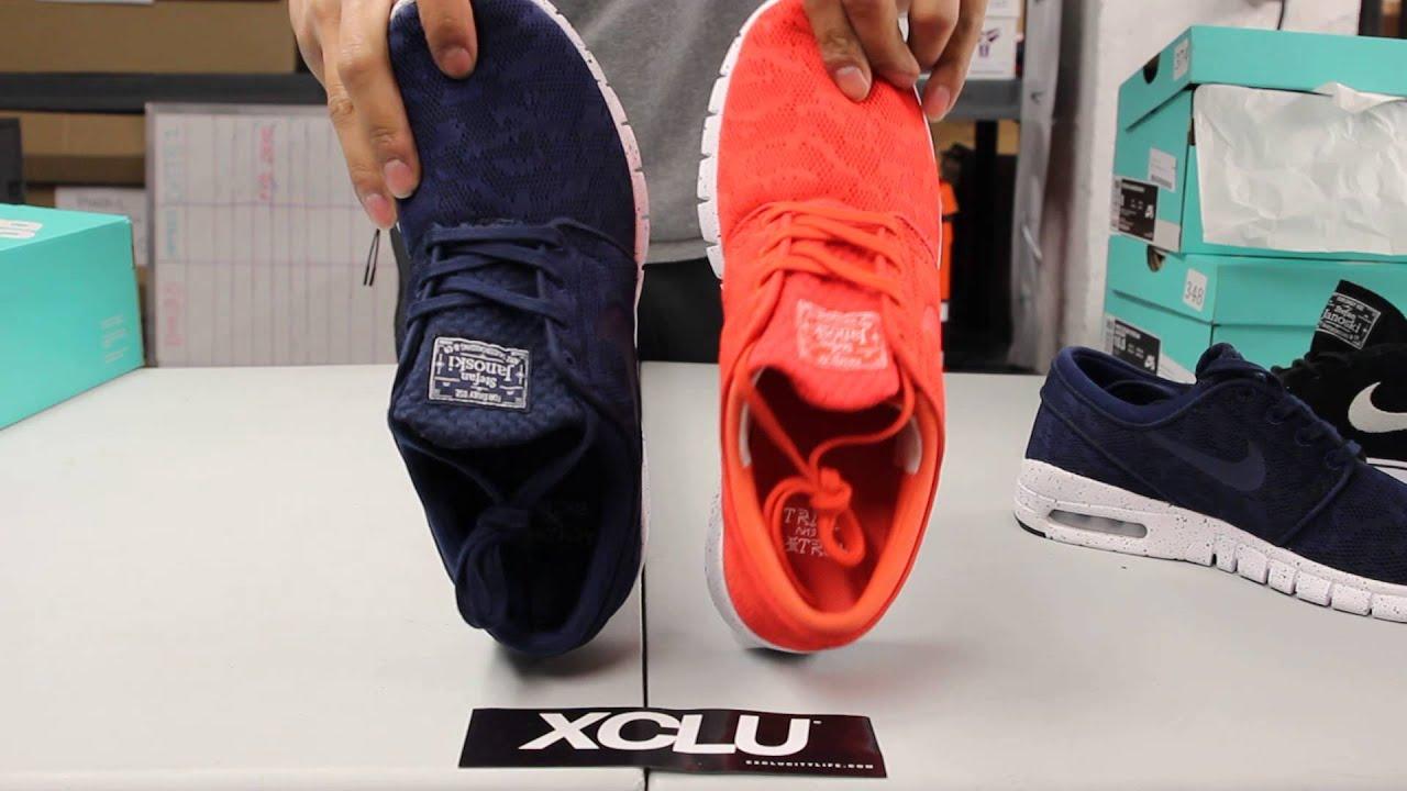 best authentic f6ecc 83720 Nike SB Stefan Janoski Max