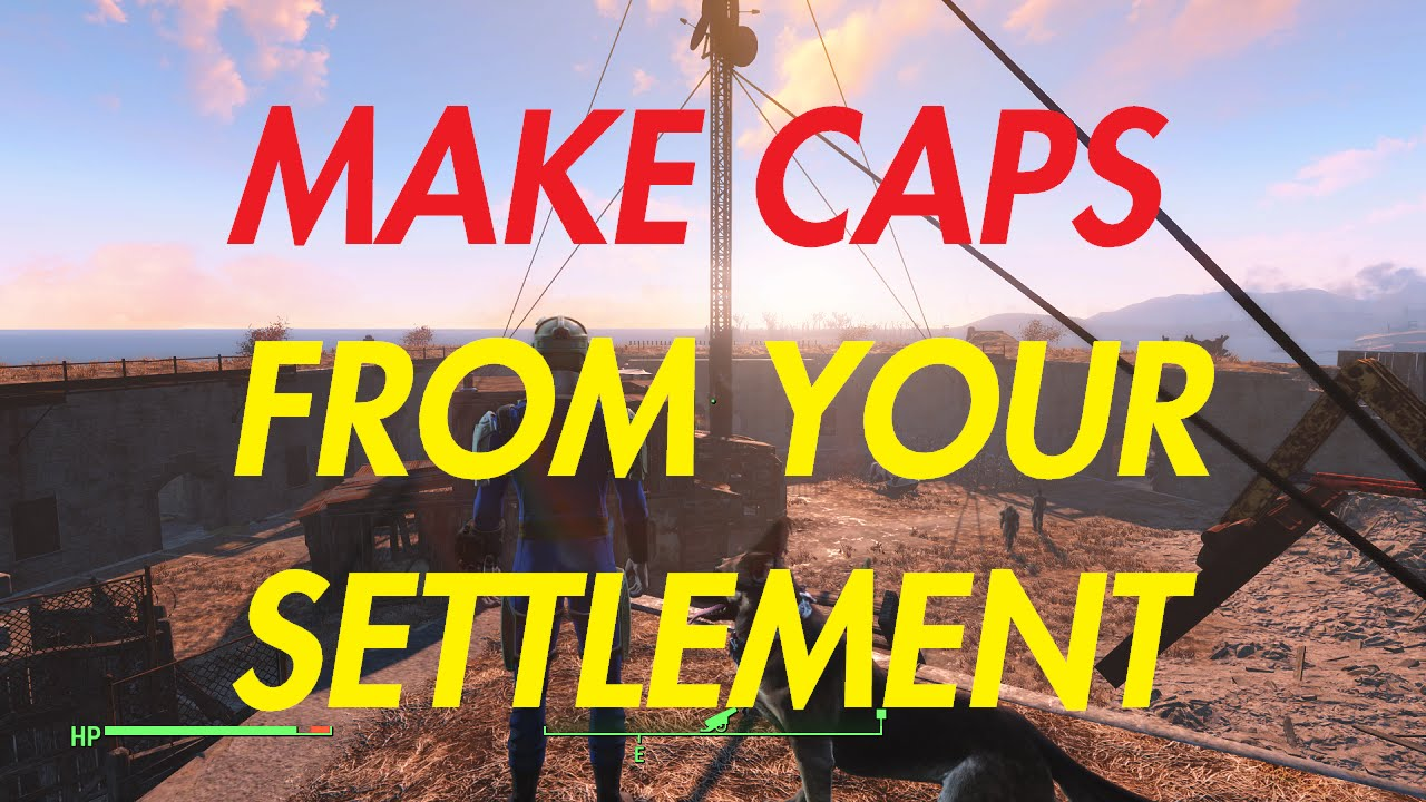 how to make money fallout quick